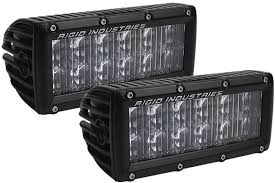 rigid industries led driving lights industries sae certified led driving lights