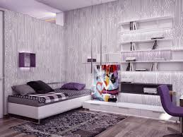 Wallpaper Home Interior Cool Wallpaper Designs For Bedroom Amazing Feature Wallpaper