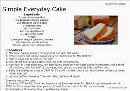 simple everyday cake kusinera davao