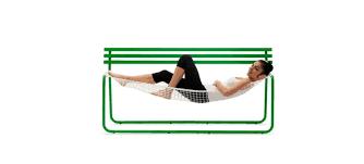 hammock bench 15 hammock designs that look like sculptures