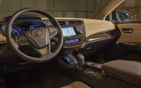 altezza car inside car picker toyota avalon interior images