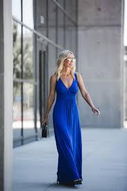 maxi dress royal blue maxi dress fashion over 40