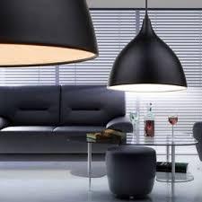 luminaire plafond chambre suspension lustre noir mat luminaire plafond salle à manger