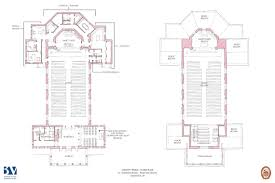 Catholic Church Floor Plans St Katharine Drexel Church Barnes Vanze