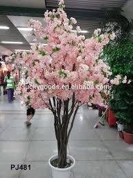 silk cherry blossom artificial wedding tree for sale buy