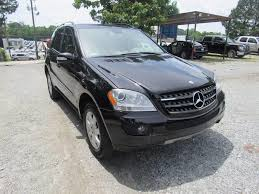 mercedes suv 2007 2007 mercedes m class awd ml 350 4matic 4dr suv in snellville