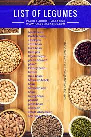 10 reasons to avoid eating legumes infographic vegans food
