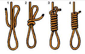 Meme Tie - how to tie a noose in 4 simple steps album on imgur