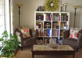 Living Room Library by Living Room And Kitchen Tour Emma Marie Designs