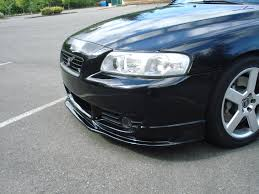 s60r new look custom bumper euro etc