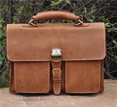 Cowhide Briefcase Aliexpress Com Buy Neweekend Retro Genuine Leather Crazy Horse