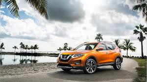 nissan rogue midnight edition commercial 2017 nissan rogue gets a prettier face and hybrid powertrain