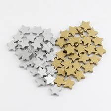 perle en bois pour attache tetine compare prices on star shaped beads online shopping buy low price