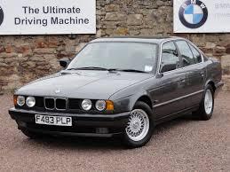 used 1989 bmw e34 5 series 89 96 525i se for sale in scotland