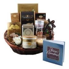 gift baskets sympathy sympathy gift baskets hayneedle