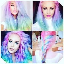 pastel hair colors for women in their 30s 1263 best hair images on pinterest colourful hair gorgeous