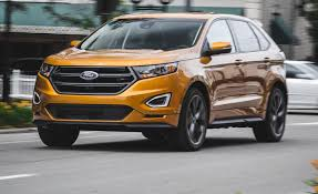 2015 ford edge sport 2 7l ecoboost test u2013 review u2013 car and driver