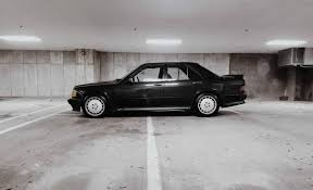 mercedes 190e 2 3 16v found in boston dirty old cars