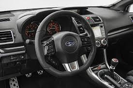 2016 Subaru Wrx Sti Review Carrrs Auto Portal