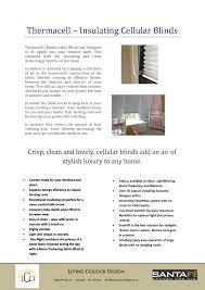 living colour design blinds