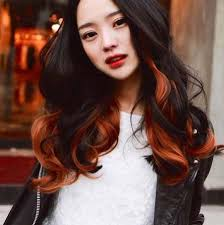 hair highlight for asian asian women hair colors that are in trend buzfr part 2
