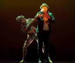 lyric opera in stylish step with joffrey ballet dances into new