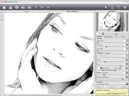 drawn software sketch pencil and in color drawn software sketch