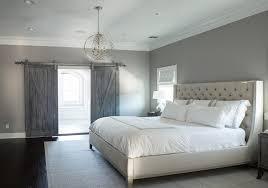 gray u0026 beige bedroom master bath barn doors ben moore san