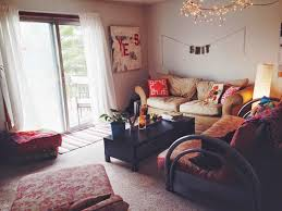 Hippie Home Decorating Ideas Welcome To Our Crib College Apartments Apartments And College