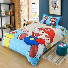 Brothers Bedding Super Mario Brothers Bedding Ebay
