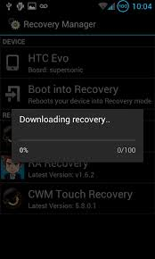 cwm recovery apk app recovery manager 1 0 flash several rec android development
