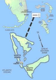 Bahama Islands Map Miami To Bimini Bahamas To Havana Cuba On The Motor Yacht