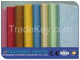 Furniture Recycling by Decoration Furniture Recycling Pet Polyester Fiber Acoustic Panels