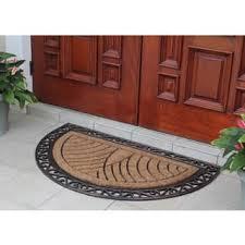 Coir And Rubber Doormat Halloween Door Mats Shop The Best Deals For Nov 2017 Overstock Com