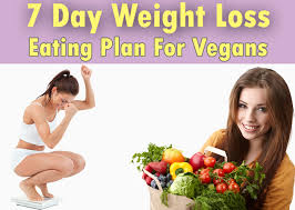 7 day weight loss eating plan dites for weigght loss