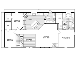 1800 sq ft view kennedy floor plan for a 1800 sq ft palm harbor manufactured