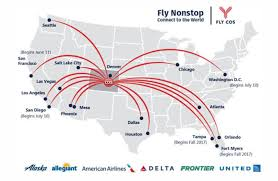 Atlanta Airport Map Delta by Destination Cos The Resurgence Of A Regional Airport U2013 Avgeekery