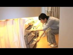 tiny japanese apartment japan s micro apartment boom youtube