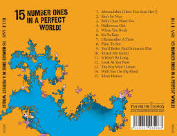blue ash 15 number ones in a world cd without