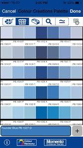 colour creations app nippon paint