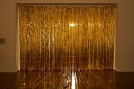 Door Way Curtains Doorway Curtains 9 Curtain Of Gold Tinsel By Baumann