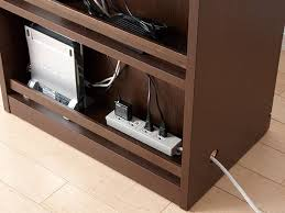 Router Cabinet by Atom Style Rakuten Global Market Organize Phone Router Storage