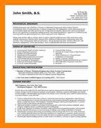 mechanical engineering resume template 7 mechanical engineering resume sle new wood