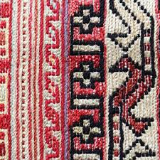 Rug Kilim 7 U0027x10 U0027 Handwoven Bohemian Style Kelim Rug Traditional Persian