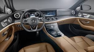 E63 Amg Interior 2017 Mercedes E Class Leaks Ahead Of Official Debut