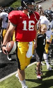 Rutgers Football Par C J Beathard Is A Rare Convergence For Iowa Quarterback The Gazette