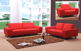 red sofa set for sale modern red couch theminamlodge com