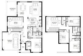 two story house plan house plans 4 bedroom 2 story photos and with balcony 1