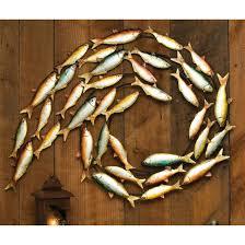 metal fish wall decor best decoration ideas for you metal fish wall decor
