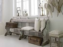 Church Pew Style Bench Traditional Entryway With Carpet By Leo Campbell Zillow Digs